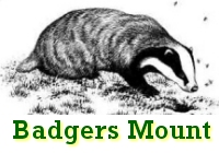 Image of Badgers Mount Logo